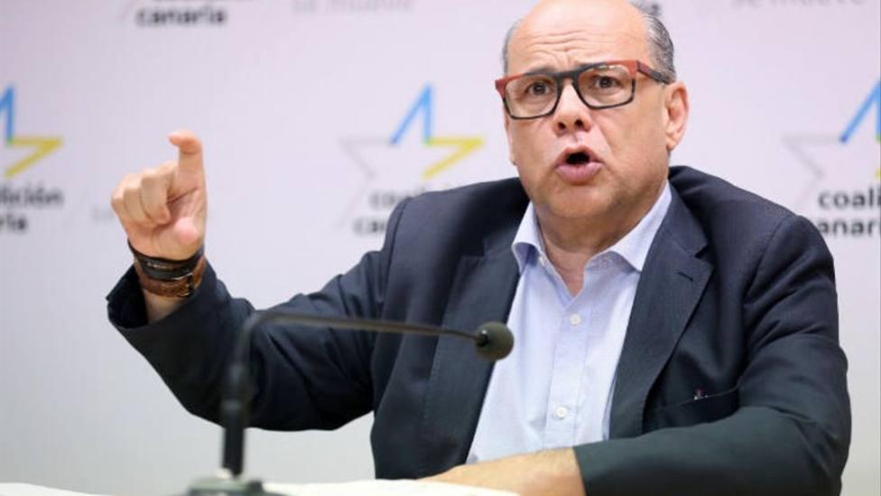 CC se ratifica en el abandono del Gobierno a Canarias con la crisis migratoria y ve necesario pedir amparo