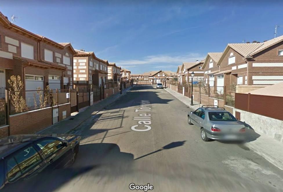 Calle Torreón de Seseña