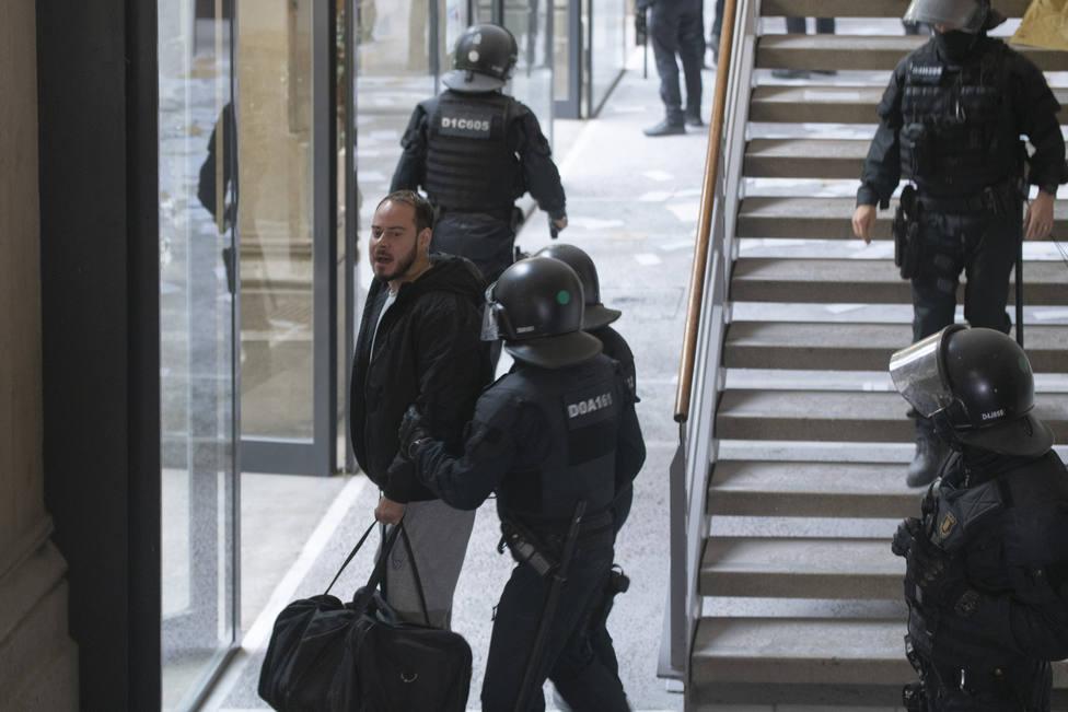 Unidas Podemos solicitará al Ministerio de Justicia el indulto para Pablo Hasel