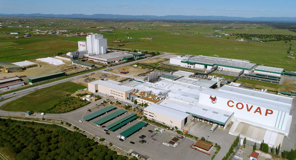 El Grupo COVAP alcanza unas ventas de 629 millones de euros con un volumen de 1.200 millones de kgs