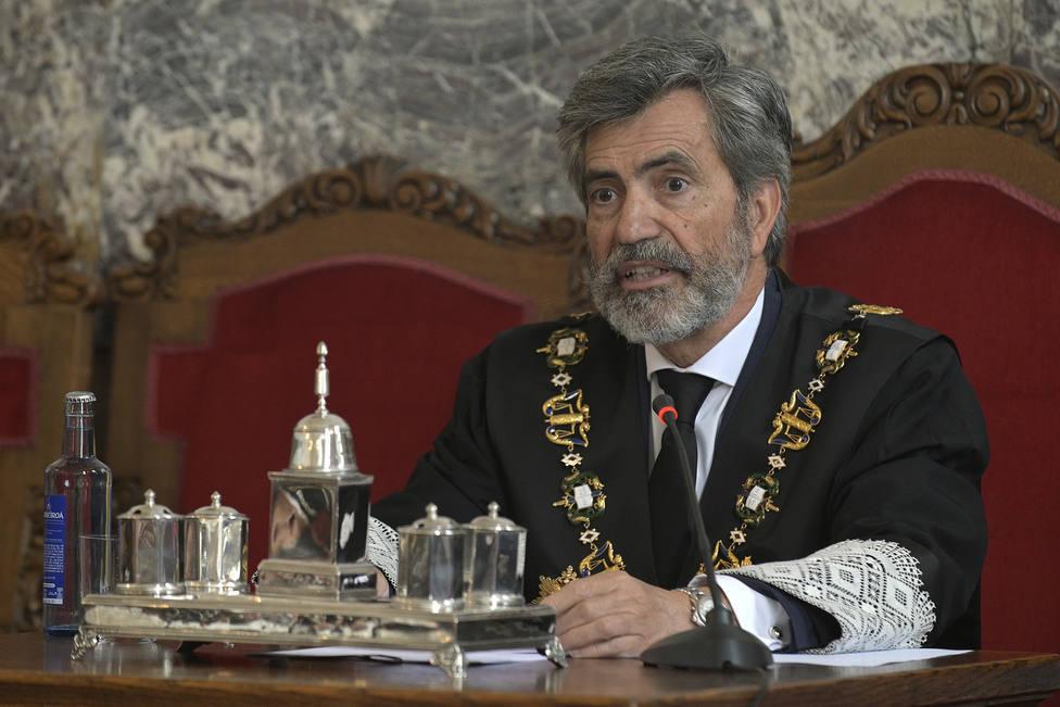 El CGPJ rechaza ir al Tribunal Constitucional tras el recorte de sus competencias