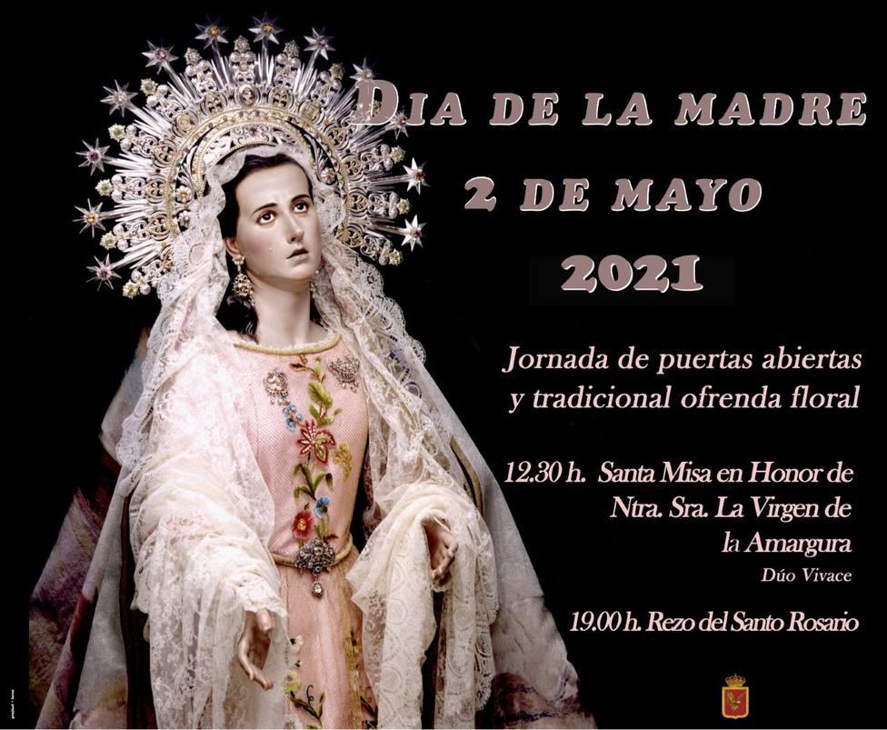 Jornada de puertas abiertas en el Paso Blanco conmotivo del Día de la Madre