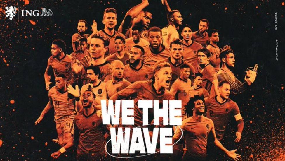 Plantilla de la Selección de Países Bajos para la Eurocopa 2020