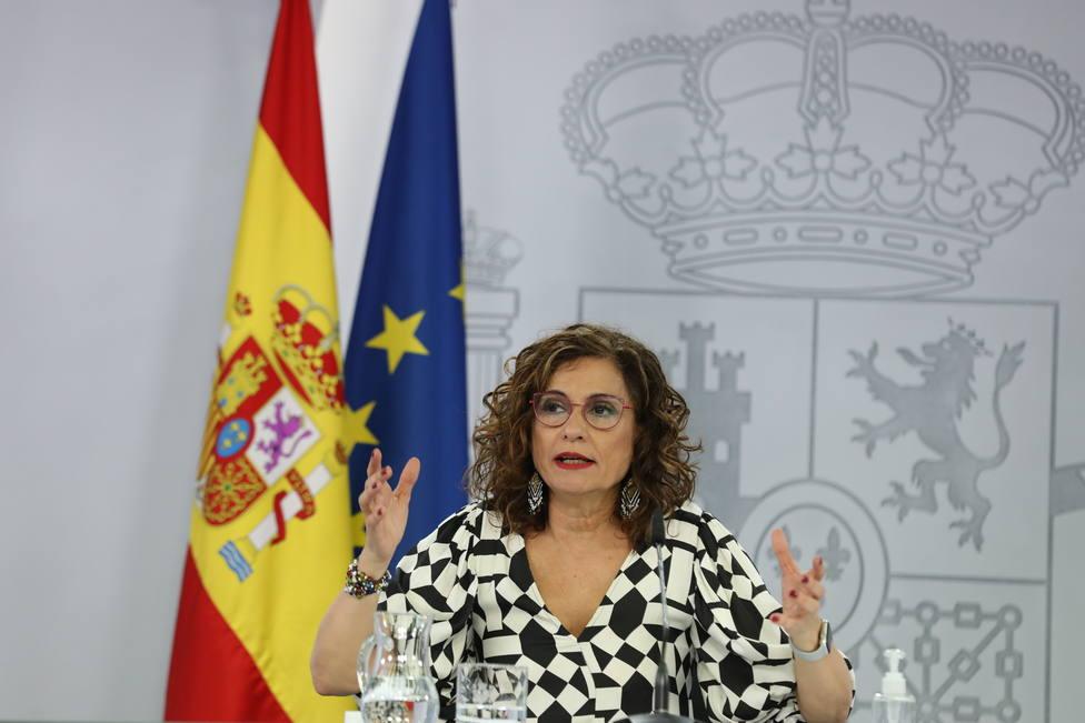 María Jesús Montero sobre los indultos: No garantizan solucionar el conflicto en breve plazo