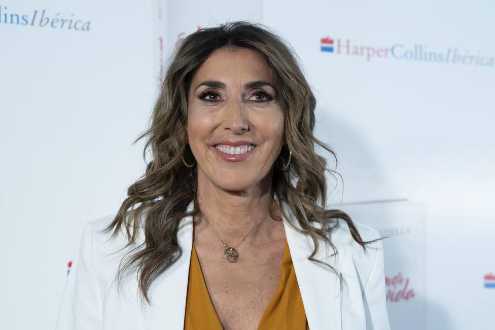 El nuevo reto profesional de Paz Padilla que la presentadora afronta con humor: Os cuento