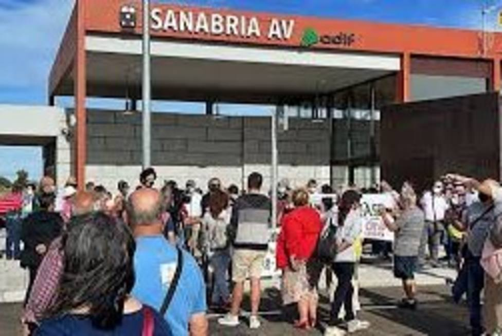 Estación Ave Sanabria