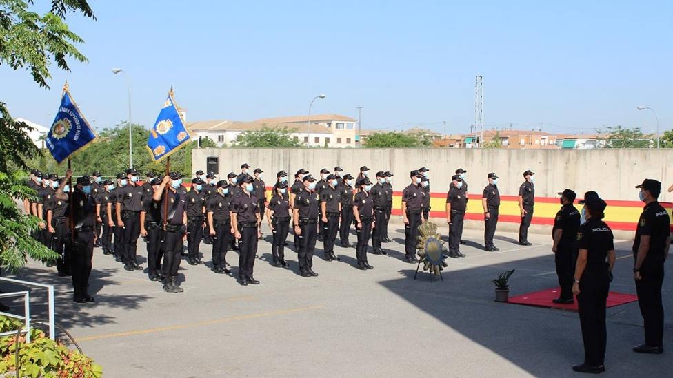 Motril contará este verano con 31 policías-alumnos en prácticas