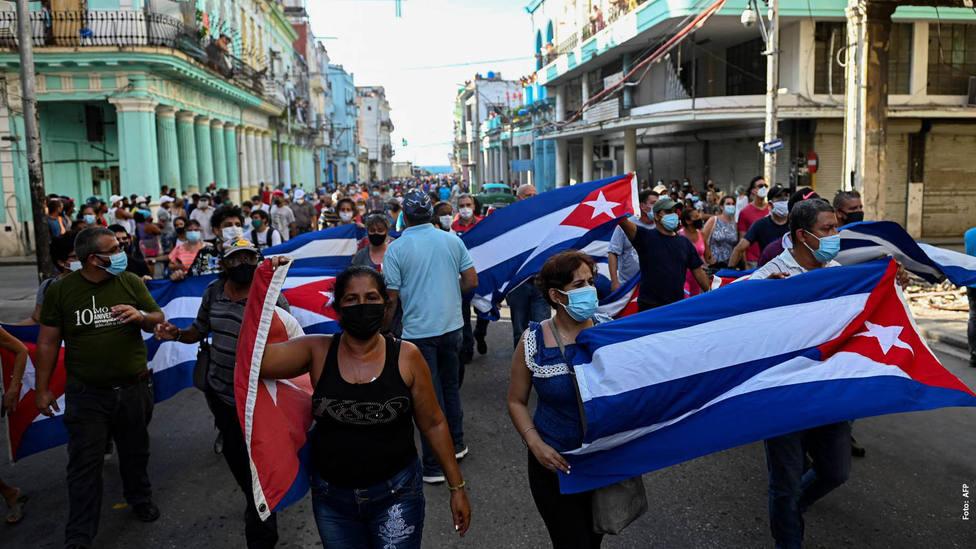 Los religiosos de Cuba denuncian que varios manifestantes del 11 de julio continúan arrestados por el régimen