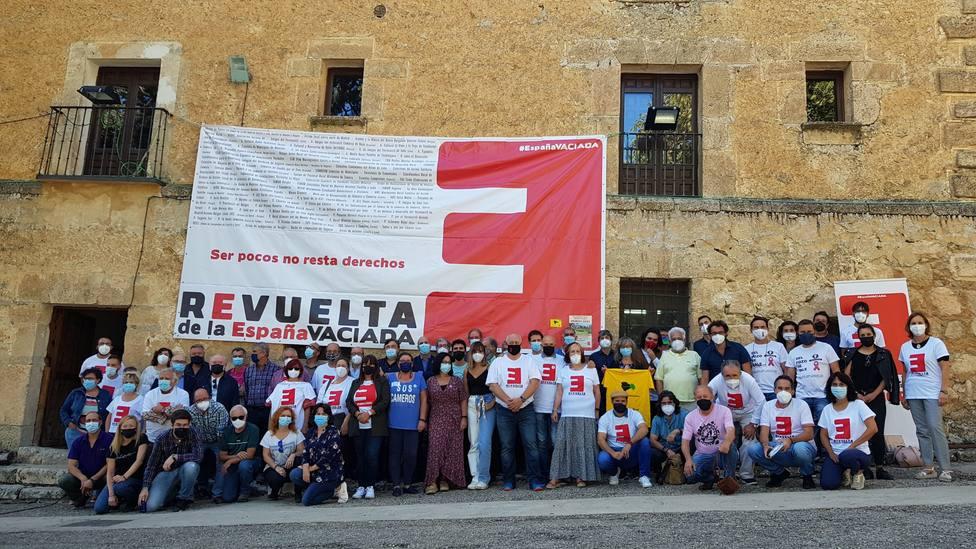 La España vaciada busca amortizar Teruel Existe y lanzará un partido nacional para las próximas elecciones