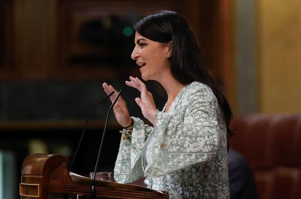 Macarena Olona, sobre ser la candidata de Vox en Andalucía: Sería un privilegio