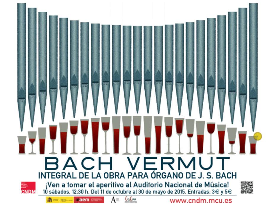 Cartel del evento. Centro Nacional para la Difusión de la Música