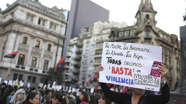 Organizaciones feministas salen a la calle para exigir los 200 millones contra la violencia machista