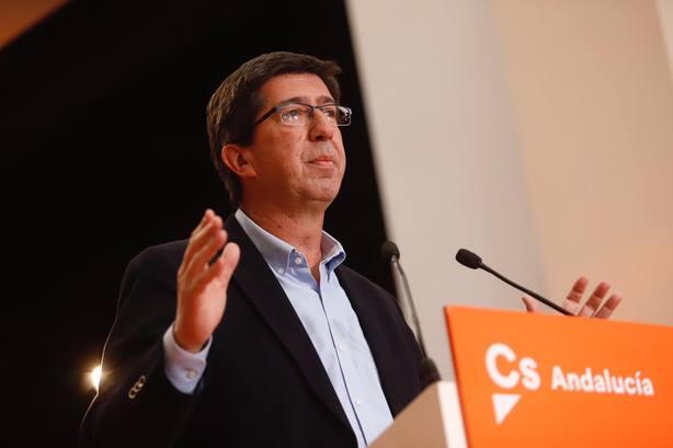 Marín: El cortijo que creían tener Susana Díaz y el PSOE se les ha terminado y van a tener que abandonarlo