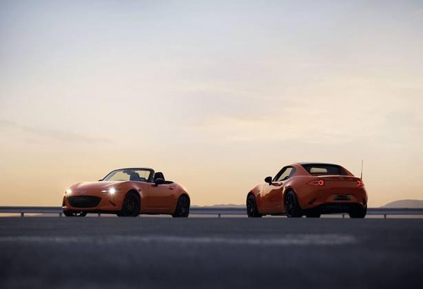 Mazda presenta en Chicago el MX-5 30 Aniversario, del que solo llegarán 50 unidades a España