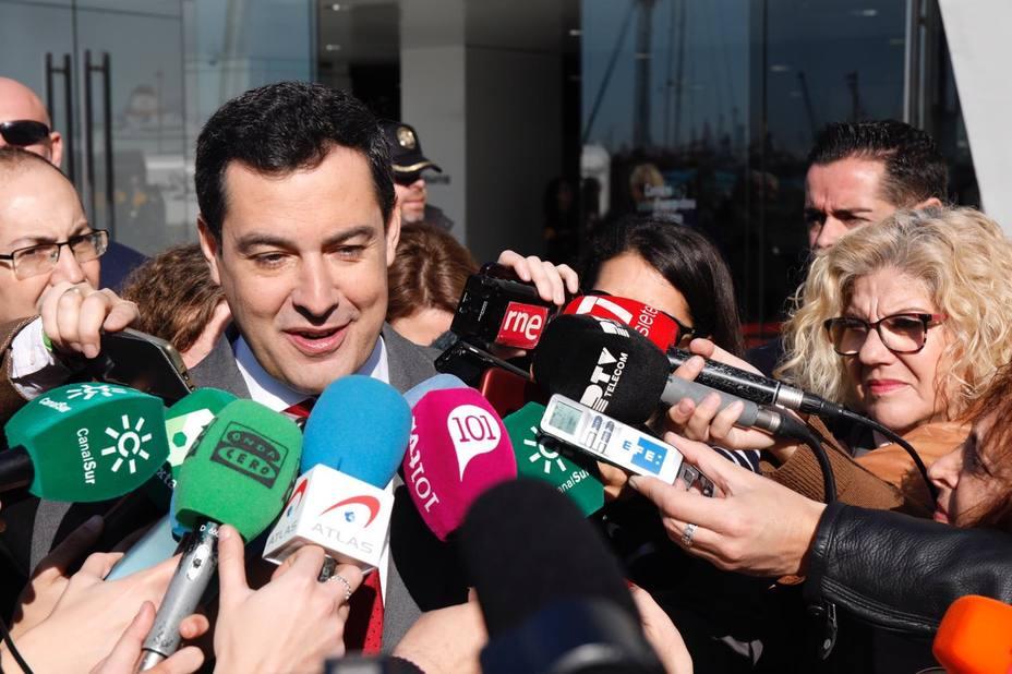 Moreno: El lamentable espectáculo irresponsable de Pedro Sánchez necesita una respuesta contundente de los españoles