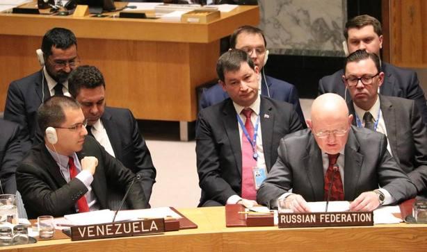 Rusia advirte de que le preocupa que se incite a derramar sangre en Venezuela