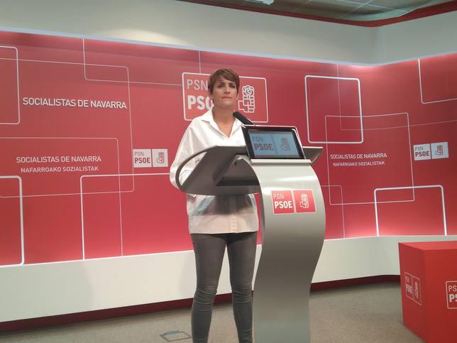 PSN cree que la candidatura de una madre del caso Alsasua por EH Bildu no ayuda a sus reivindicaciones