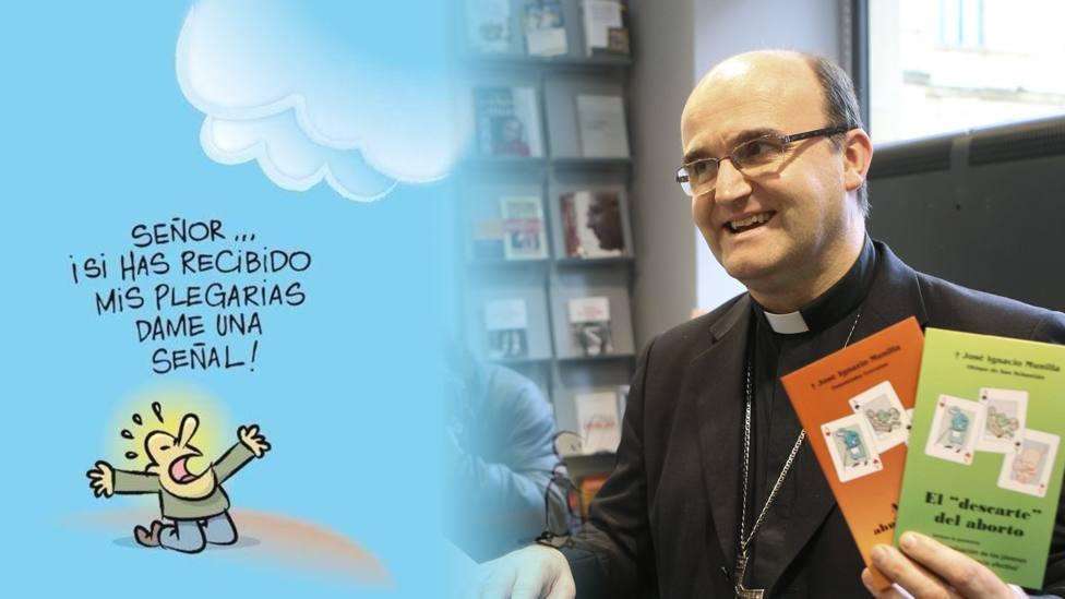 La divertida respuesta del obispo Munilla sobre el diálogo con DIos