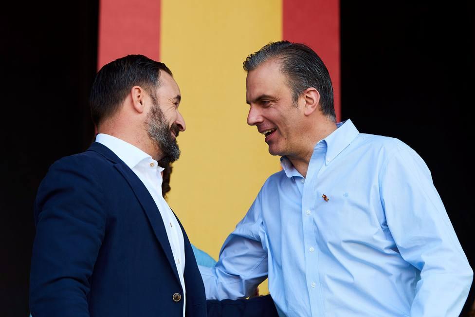 Los bastiones de Vox en Madrid