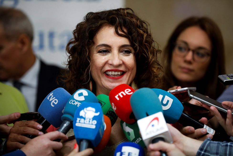Montero subirá el sueldo un 0,25% a los funcionarios en la próxima nómina de julio