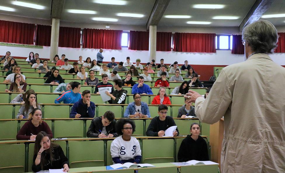 El 96,46 % de los alumnos del Bierzo aprueban la EBAU