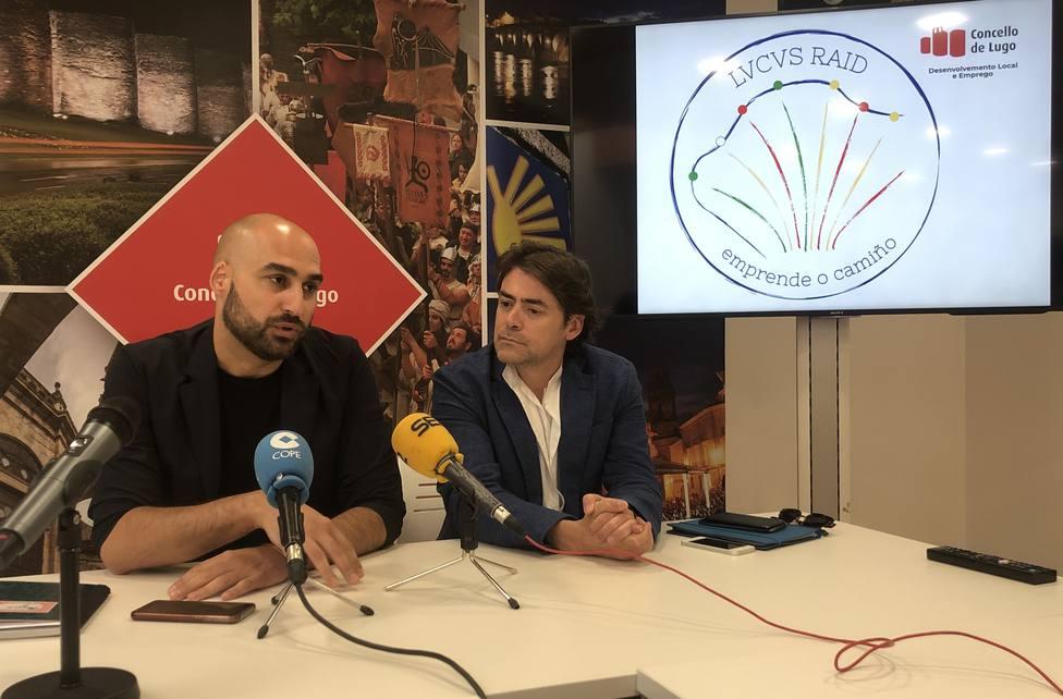 Lugo formará a jóvenes emprendedores al tiempo que recorren el Camino de Santiago