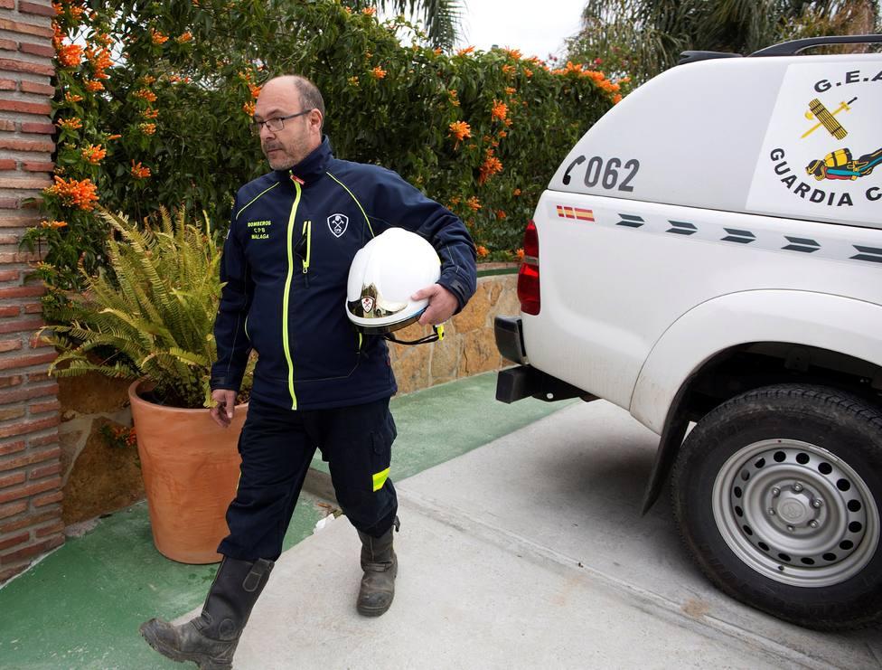 Apartan al jefe de los bomberos que dirigió el rescate de Julen: No sé en qué he fallado