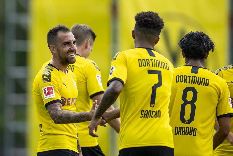 El Borussia Dortmund desciende sus ingresos y su facturación durante el último ejercicio económico