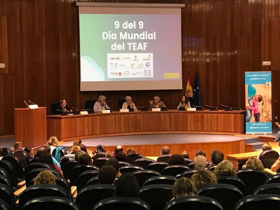 Unos 5.000 niños nacen cada año en España con trastorno del espectro alcohólico fetal