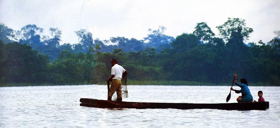 Un grupo de presuntos traficantes de madera secuestra a 15 indígenas en la Amazonía peruana