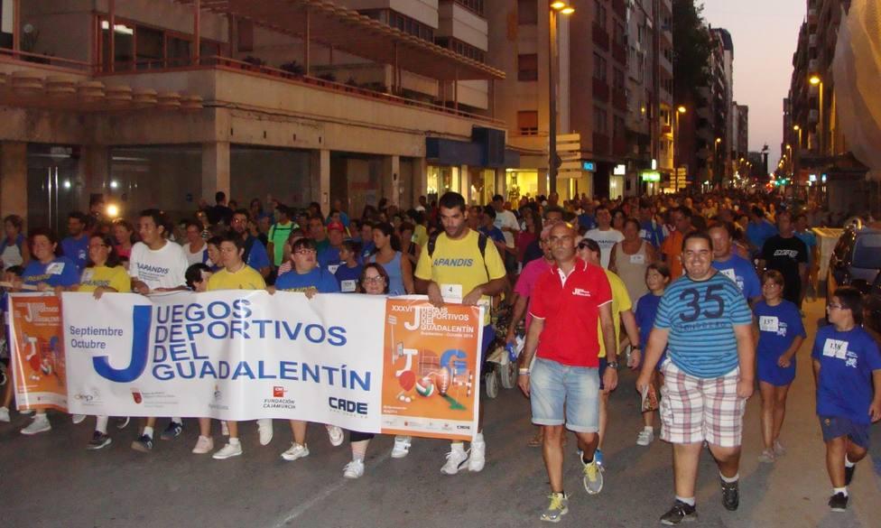 38 Juegos Deportivos Municipales Calendario.Suspendida La Marcha Inaugural De Los Juegos Deportivos Del