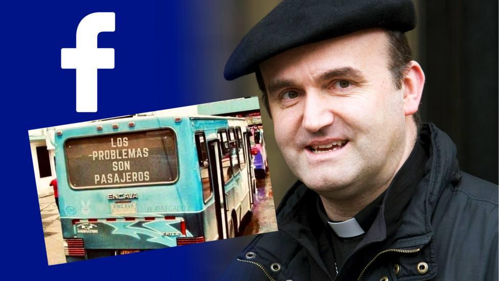 El divertido meme viral del obispo Munilla para afrontar los problemas