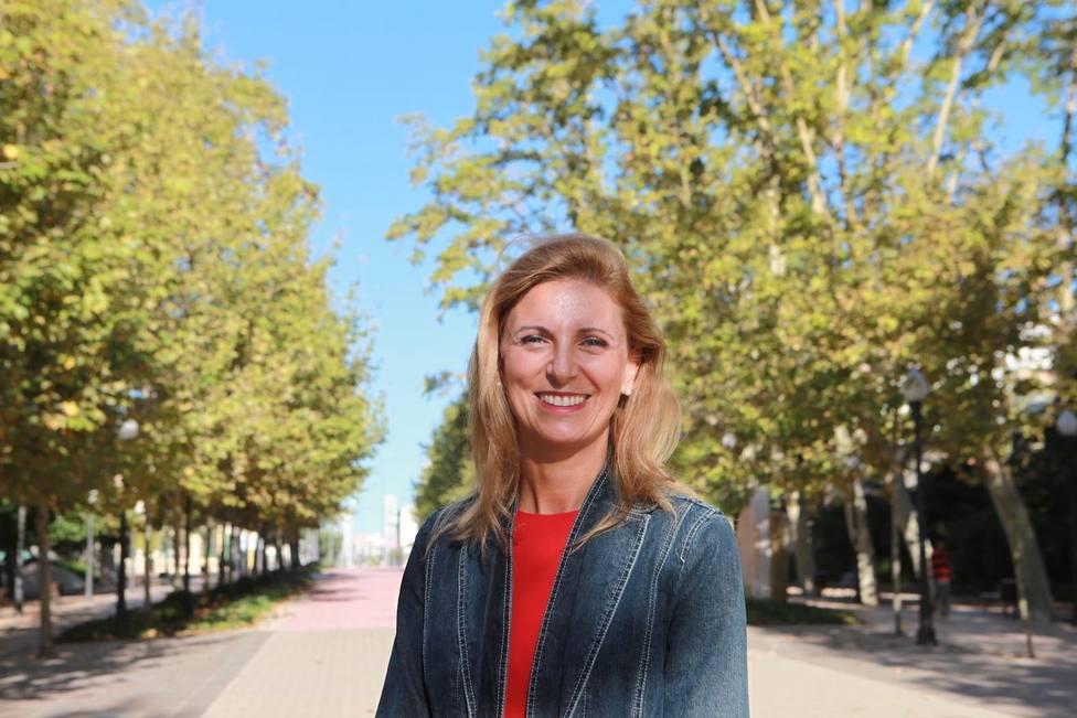 Amparo Marco, alcaldesa de Castellón de la Plana