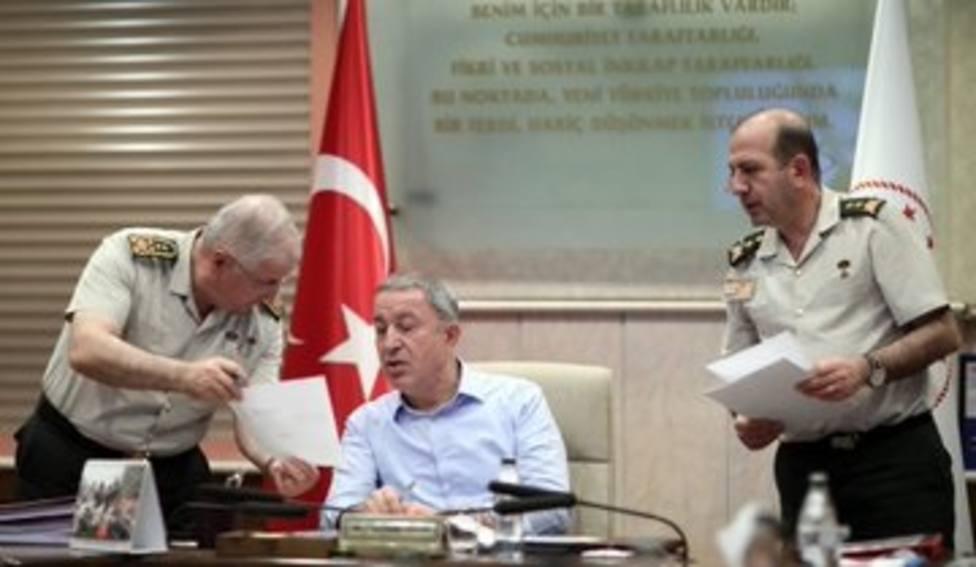 Turquía denuncia la muerte de dos civiles en la frontera turca por morteros lanzados por las FDS desde Siria