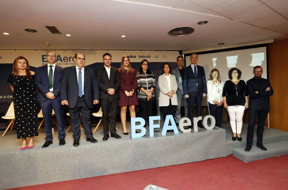 La aceleradora de empresas aeronáuticas de Lugo se promocionará en Madrid y Granada