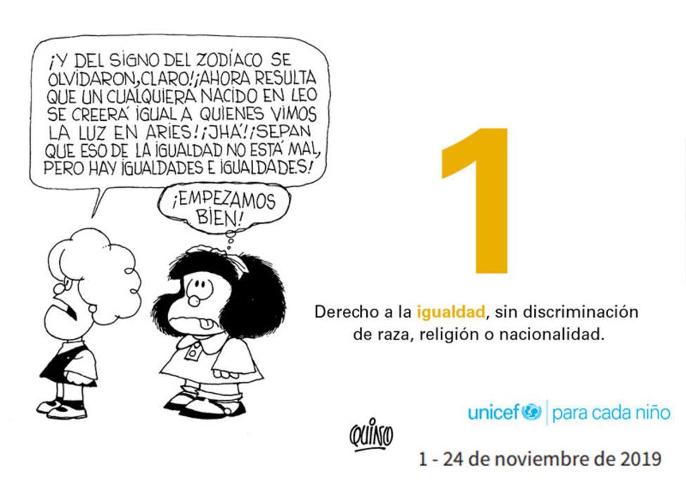 UNICEF Comité Castilla y León celebra 30 años de derechos del niño