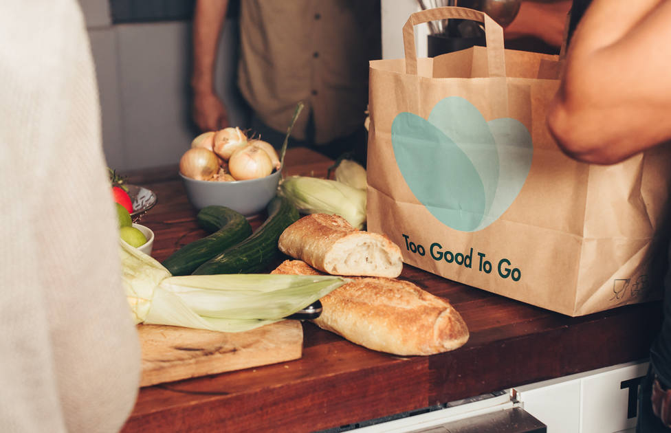 Packs sorpresa: la propuesta de Too Good para luchar contra el desperdicio de los alimentos