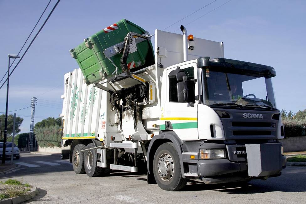 La recogida de basuras en Galapagar seguirá prestándose con normalidad