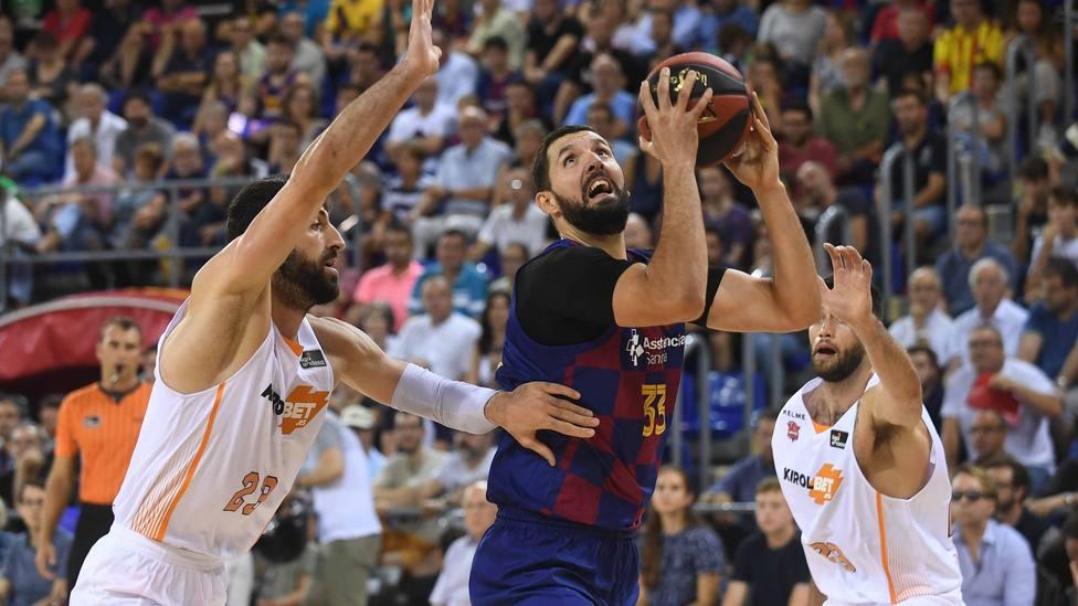 Baloncesto/Liga Endesa.- Previa del Barça - Kirolbet Baskonia