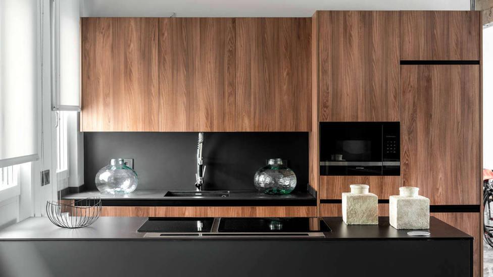 Salón y cocina se fusionan en los nuevos diseños