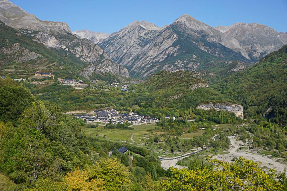 Muere una montañera de 43 años en el Pirineo aragonés tras caer desde 70 metros de altura
