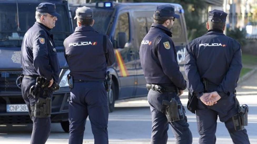 Imagen genérica de la Policía Nacional