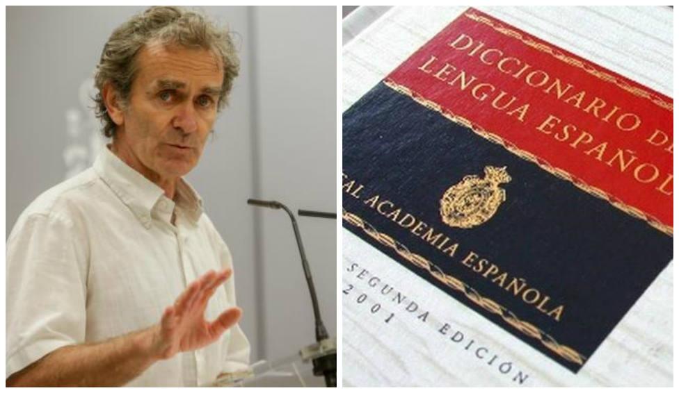 La nueva palabra en honor a Fernando Simón que ya ha sido planteada a la RAE