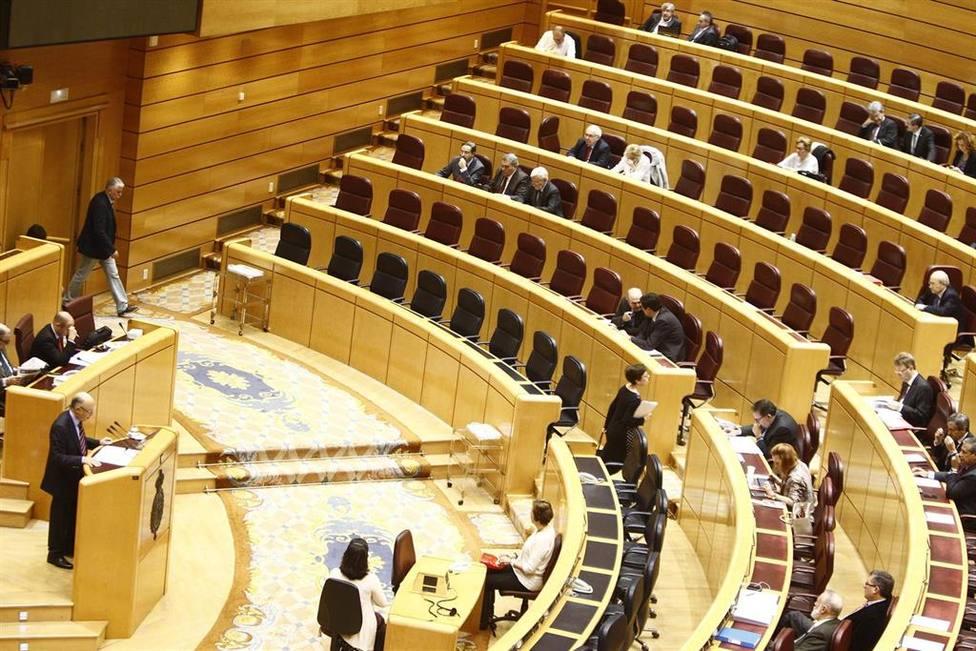 El Senado retoma su actividad habitual con la Comisión contra la violencia machista