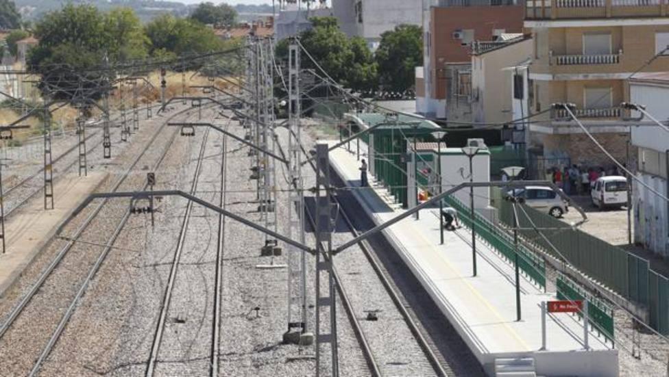 Renfe no quita servicios de Alcolea a Villarrubia, sino que los recupera