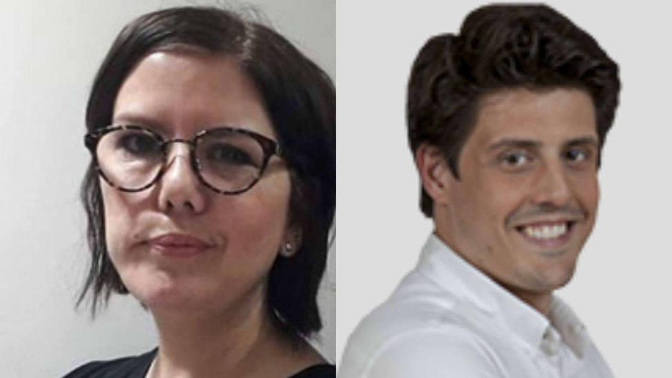 María Bandera y Paco Delgado
