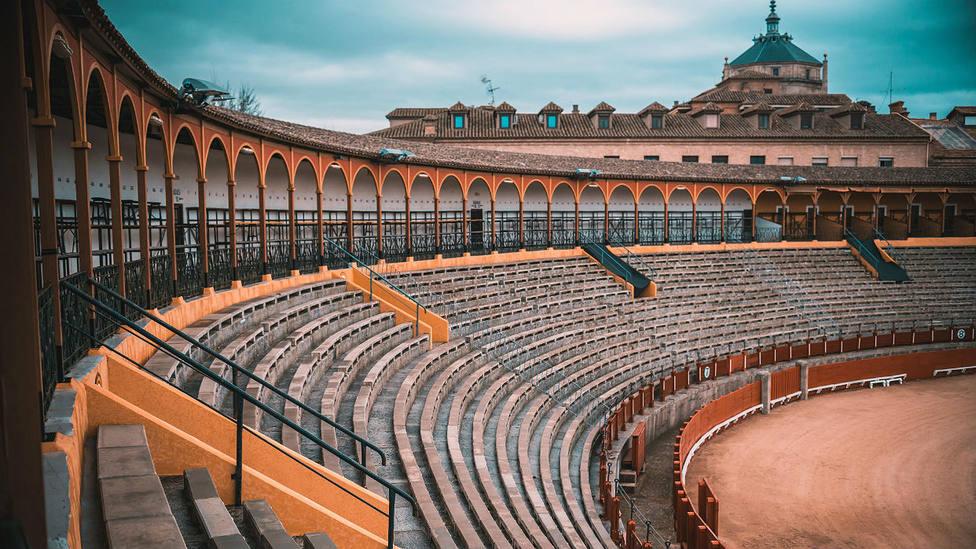 La plaza de toros de Toledo cerrará su temporada el 12 de octubre con un festejo mixto