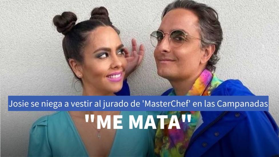 Cristina Pedroche y Josie