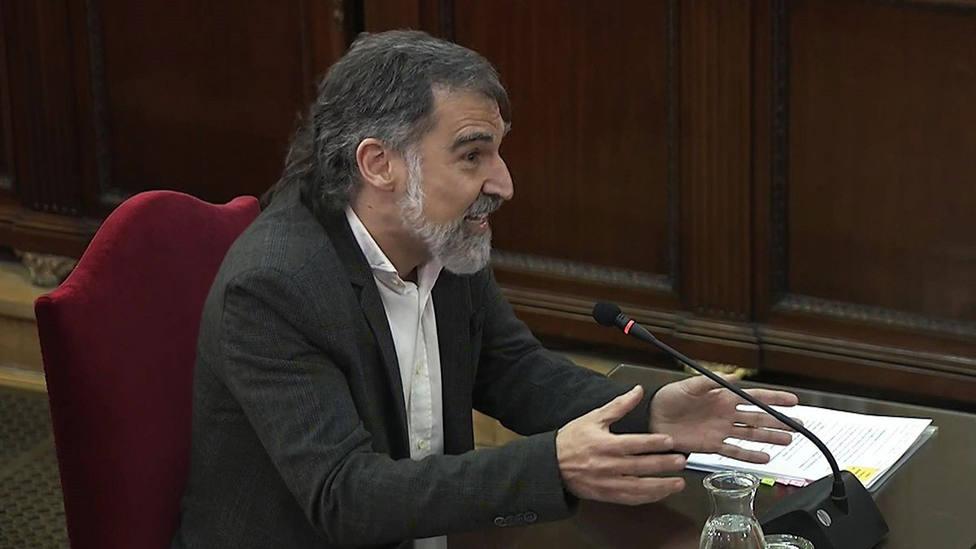 El Constitucional avala la condena por sedición a Jordi Cuixart