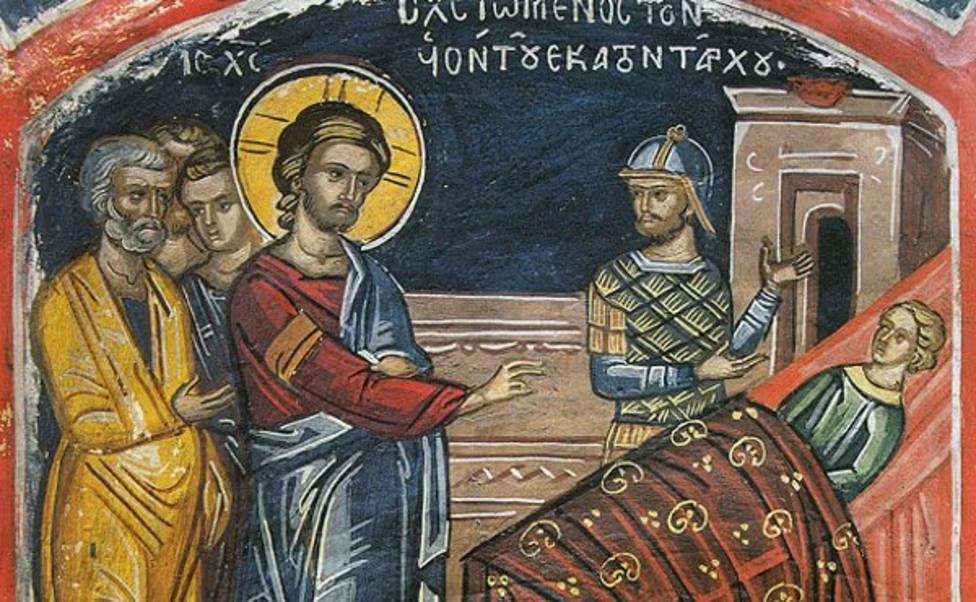 """""""En verdad os digo que en Israel no he encontrado en nadie tanta fe"""""""